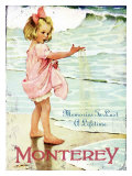 Monterey, Memories to Last a Lifetime Giclee Print