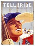 Telluride, Colorado Giclee Print