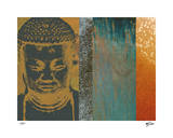 Colors in Meditation I Limited Edition by M.J. Lew