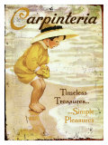 Carpinteria, Timeless Treasures Giclee Print