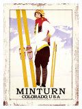 Minturn, Colorado Giclee Print