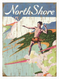 North Shore Giclee Print