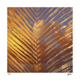 Sunset Palms I Limited Edition by M.J. Lew