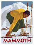 Mammoth Giclee Print
