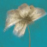 Floral Burst II Print by Emma Forrester