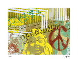 Urban Peace I Limited Edition by M.J. Lew