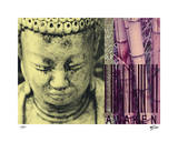 Buddha For Sale II Limited Edition by M.J. Lew