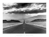 Highway 33, Shiprock Posters by Monte Nagler