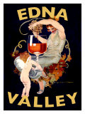 Edna Valley Giclee Print