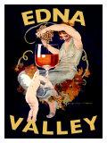 Edna Valley Giclee Print