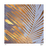 Sunset Palms II Limited Edition by M.J. Lew