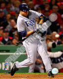 Rocco Baldelli 2008 ALCS Game 3 Home Run Photo