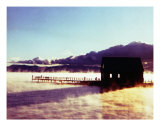 Old Chambers Landing Bar, Lake Tahoe Photographic Print by Anne Morddel