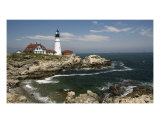 Portland Head Light Photographic Print by Andrea Ferguson