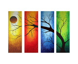 In Living Color Giclee Print by Megan Aroon Duncanson