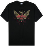 Van Halen - Wings T-Shirts