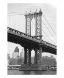 Manhattan Bridge NYC Photographic Print by Alex Rozhitsky