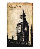 London Photographic Print by Katelin Phelps
