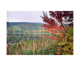 Autumn Scenic, Acadia National Park, Maine Photographic Print by George Oze