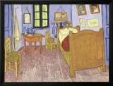 The Bedroom at Arles, c.1887 Posters by Vincent van Gogh