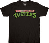 Teenage Mutant Ninja Turtles - Logo V&#234;tements