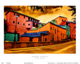 Toledo, Spain II Print by Ynon Mabet