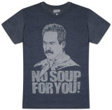 Seinfeld - Soup Nazi (Slim Fit) Shirt