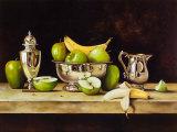 Manzanas Prints by Patricia Quintero-Pinto