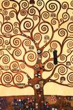 De levensboom Affiches van Gustav Klimt
