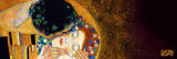 The Kiss, c.1907 (darkened detail) Affiches par Gustav Klimt