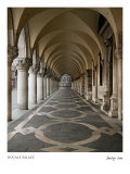 Ducale Palace Print by Shelley Lake