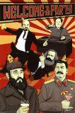 Velkommen til partiet, på engelsk Poster