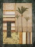 Nikau Palm Prints by Michael Marcon