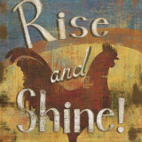 Rise and Shine I Prints by Daphne Brissonnet