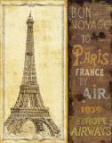 Bon Voyage II Posters by Daphne Brissonnet