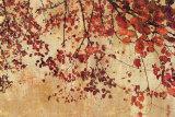 Farbenfrohe Jahreszeit I Poster von Pela & Silverman Pela & Silverman
