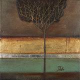 Gold Forest II Poster von Patricia Quintero-Pinto