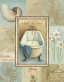 Lisa Audit - Tranquil Bath II - Reprodüksiyon