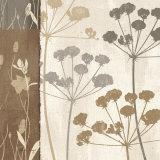 Flowers and Ferns I Plakater af Klein Design