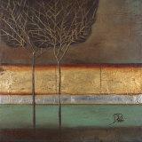 Gold Forest I Kunst von Patricia Quintero-Pinto