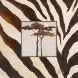 Contemporary Africa I Poster by Patricia Quintero-Pinto