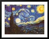 Starry Night  c1889