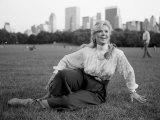 Connie Stevens Fototryk i høj kvalitet