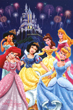 Disney Princess Prints