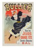 Le Bal Bullier Premium Giclee Print by Georges Meunier