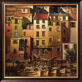 Mediterranean Gold Print by Michael O'Toole