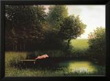 Cerdo de Kohler Posters por Michael Sowa