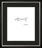 O Cachorro Posters por Pablo Picasso