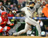 Carlos Pena Game 5 of the 2008 MLB World Series Photo