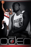 Portland Trail Blazers - Greg Oden Posters